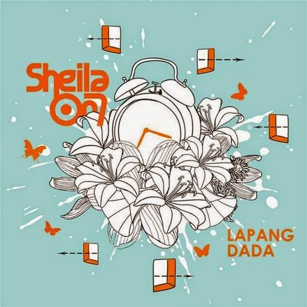 Sheila On 7 / SO7 - Lapang Dada [image by @sheilaon7]