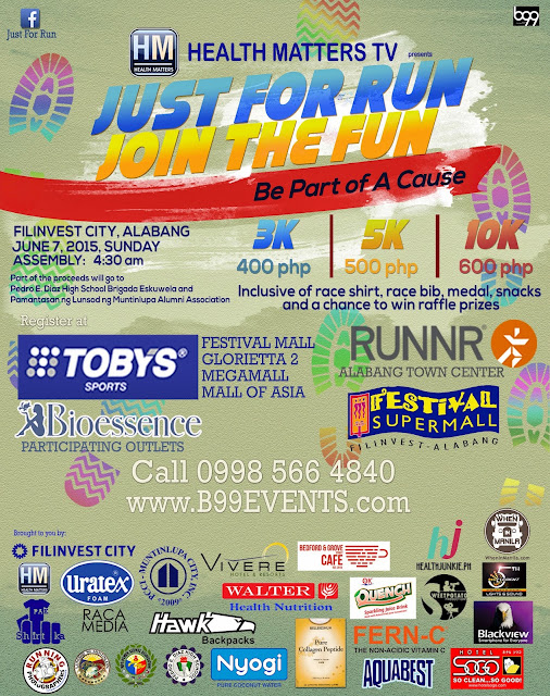 Just For Run, Join The Fun