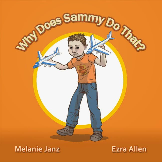 Why Does Sammy Do That? cover illustration
