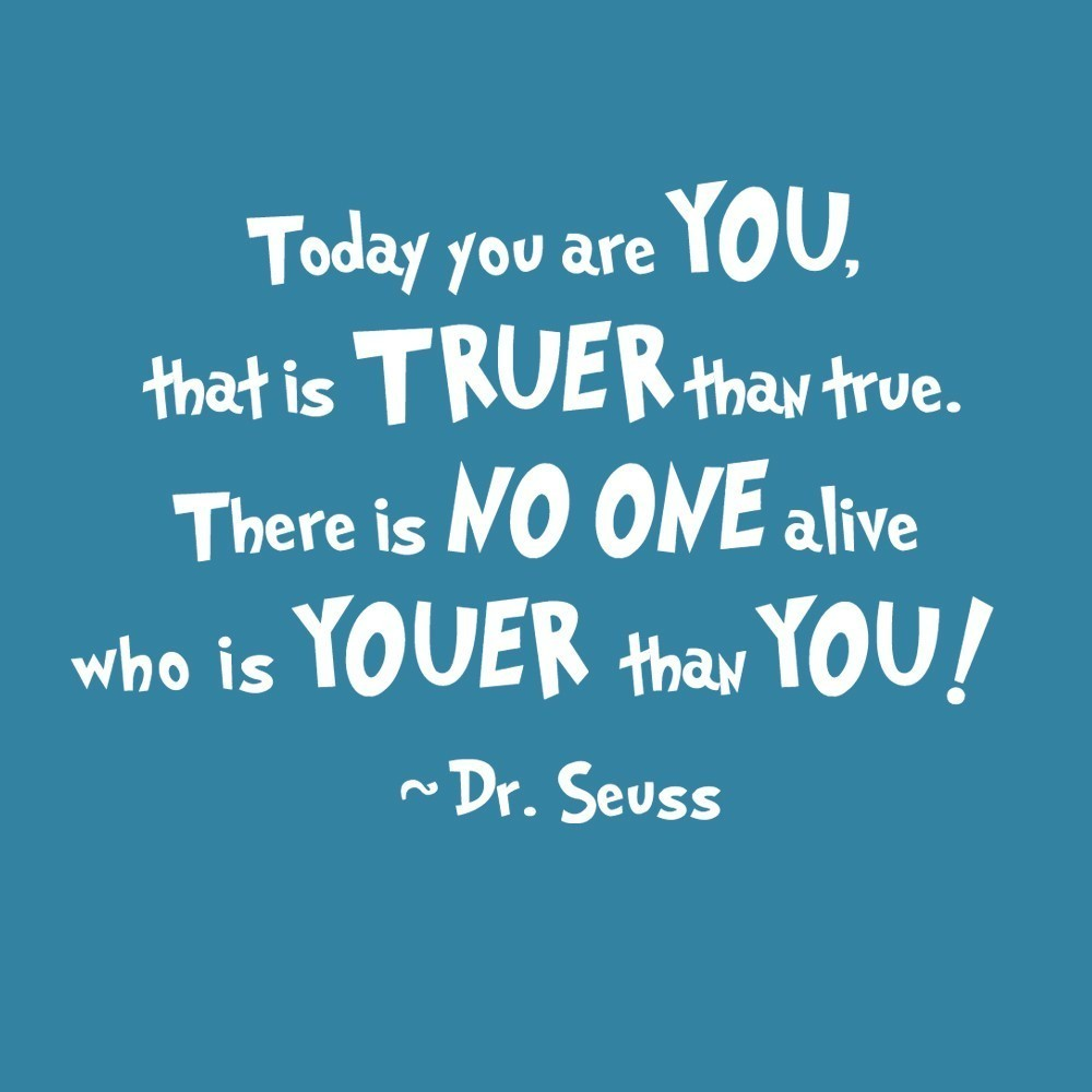 Love Quote Dr Seuss 25 Inspirational Quotesdrseuss  The Perfect Line