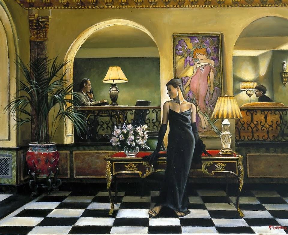 Harry McCormick, 1942 ~ Interior Painter | Tuttu0027Art@ | Pittura U2022 Scultura U2022  Poesia U2022 Musica