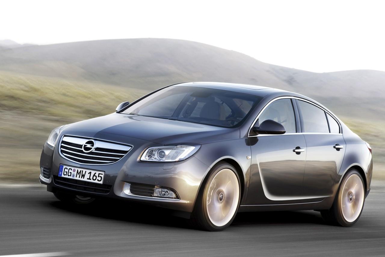 Future Autos 2011 Opel Insignia