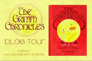 The Grimm Chronicles vol 2 blog tour button