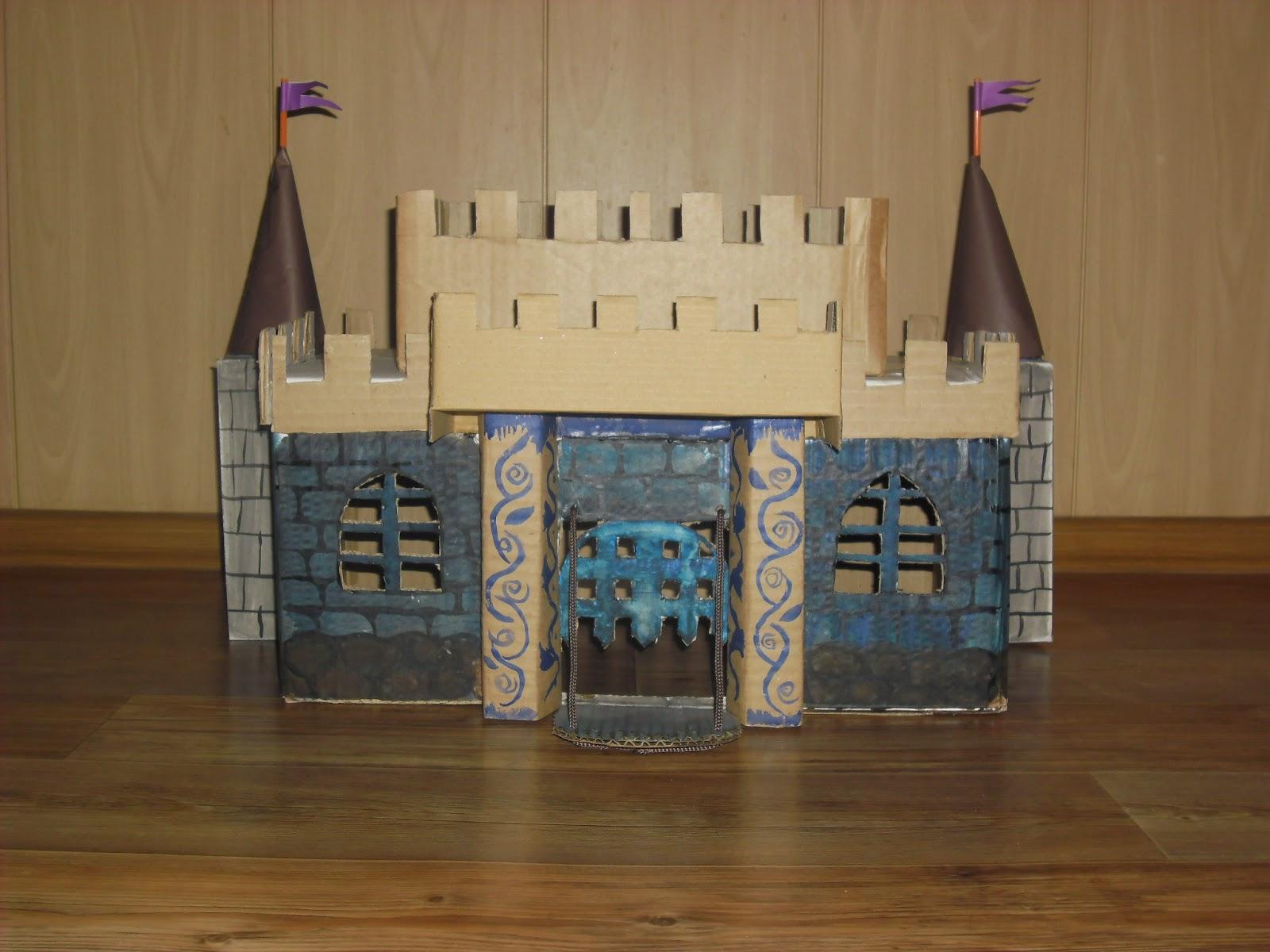Замок с ребенком своими руками 178