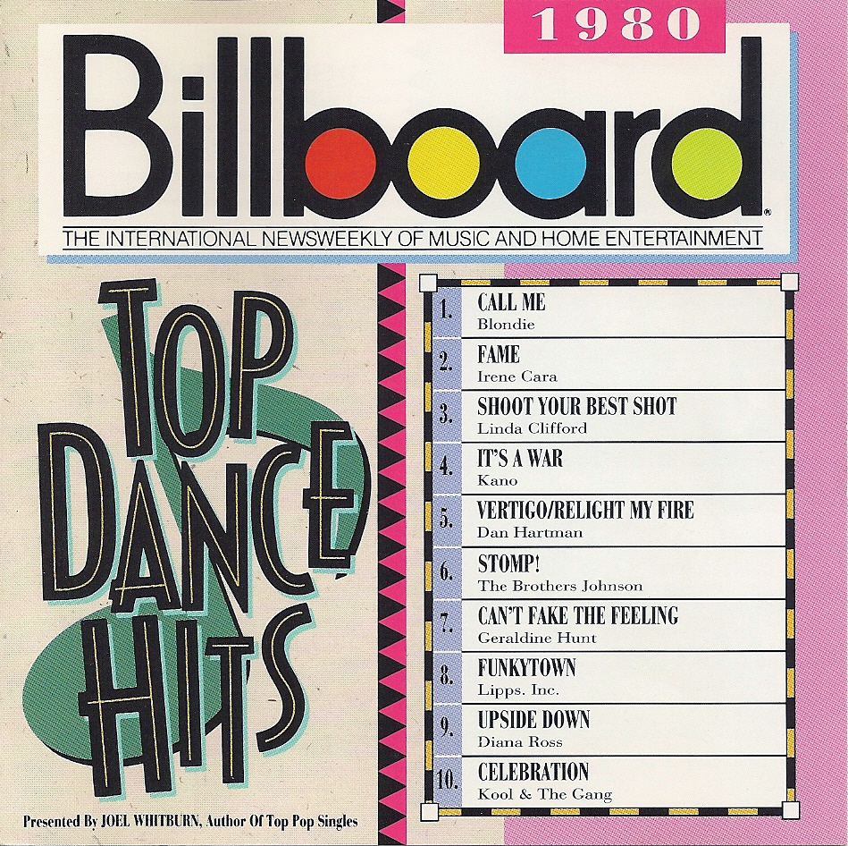 Various Artists Billboard Top Dance Hits 1980 320 Kbps