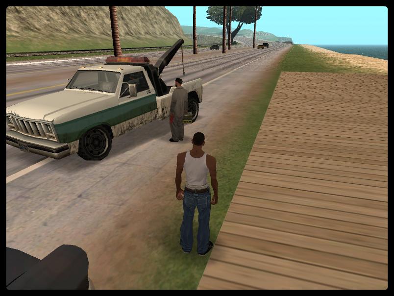 GTA SA - Mod Chamar Reboque V1.0