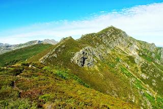 foto del pico Ferreirúa
