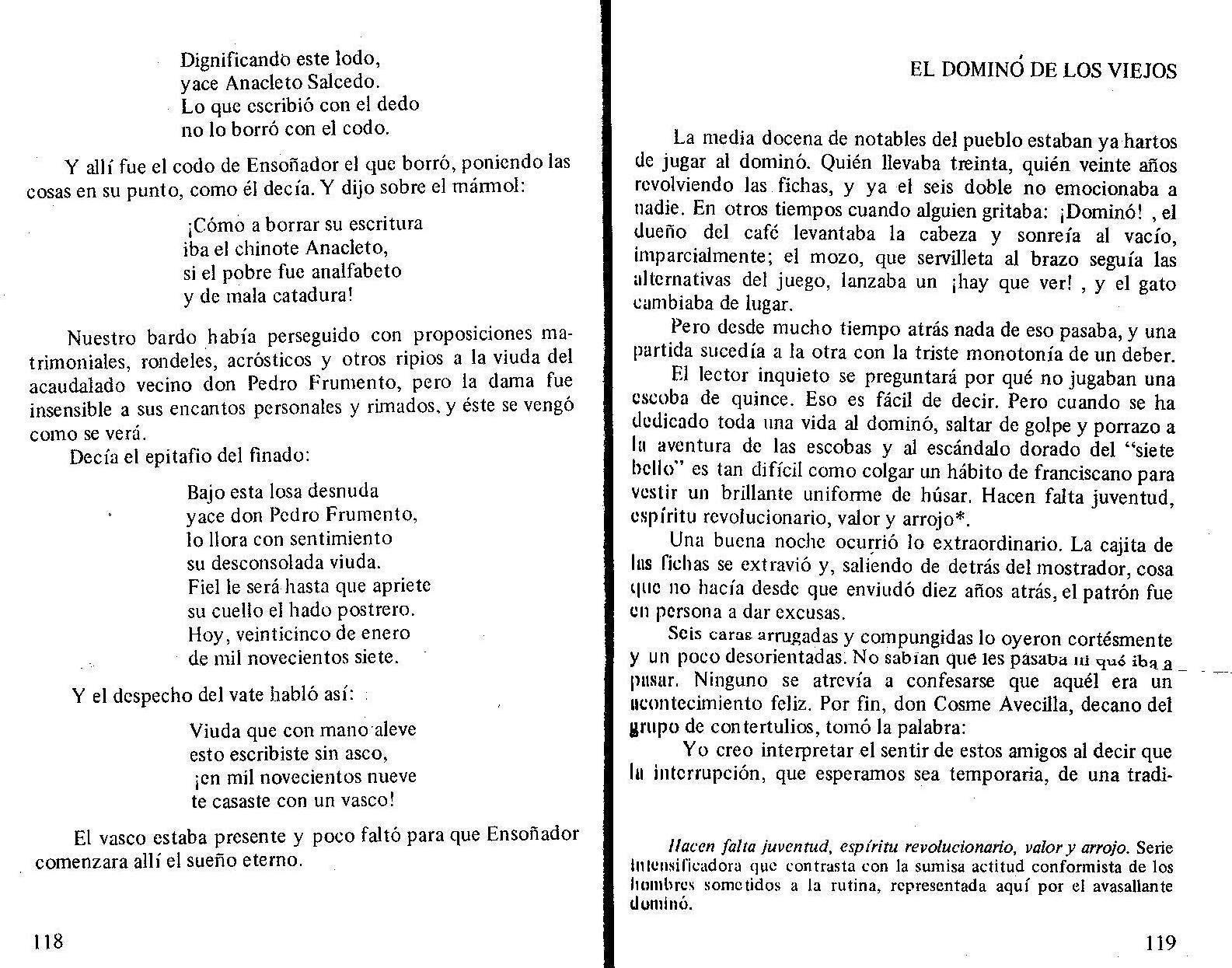 CHAMICO. MI PUEBLO (versión completa) | LITERATURA 6