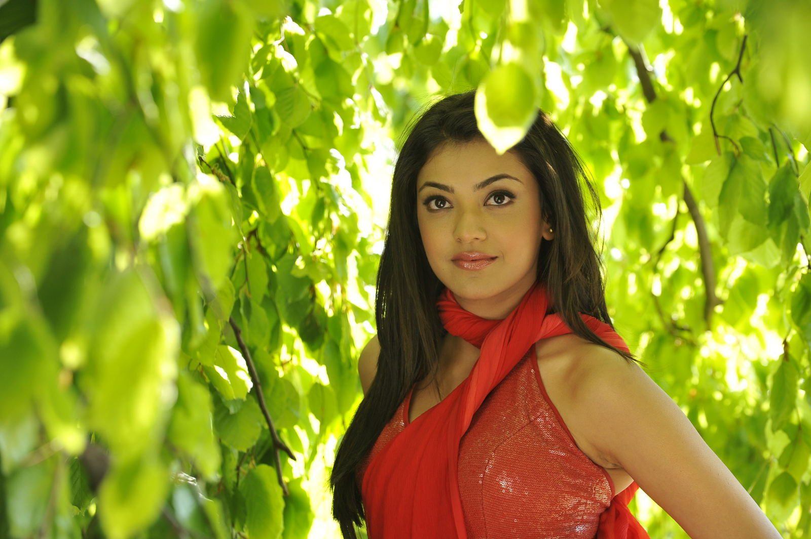 Kajal Agarwal Beautiful: Beautiful Images: Kajal Agarwal From Veera