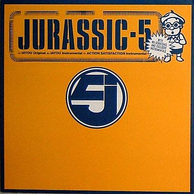 Jurassic 5 – Jayou (VLS) (1998) (192 kbps)
