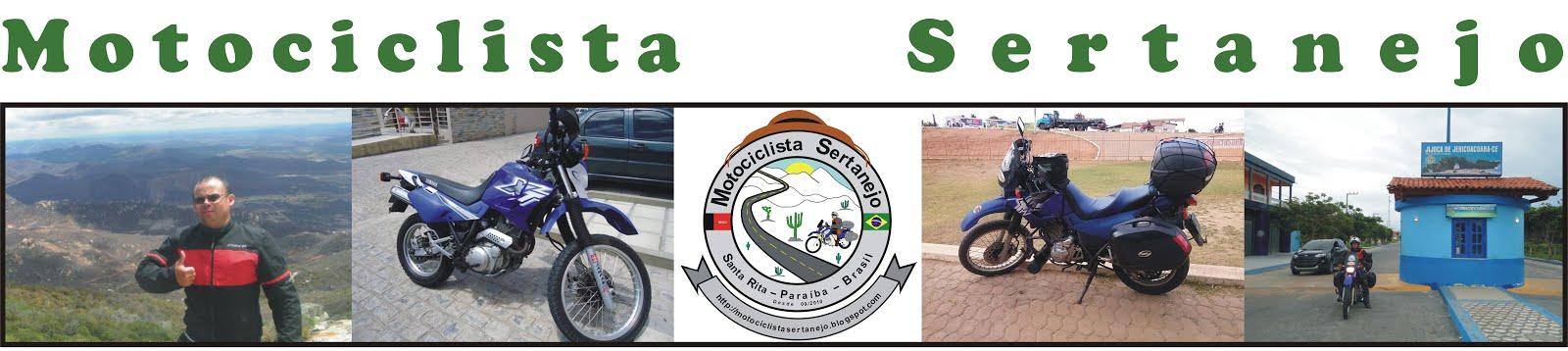 Motociclista Sertanejo