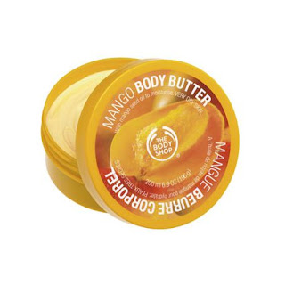 manteca corporal de mango body shop