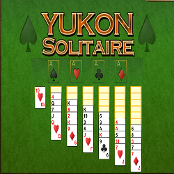 Yukon Solitaire Card Game