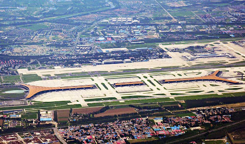 Aeroporto Internacional de Pequim - China