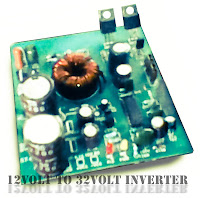 12Volt to +32V , -32V ,Ct