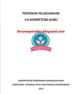 Download Juknis Pedoman UKG 2015