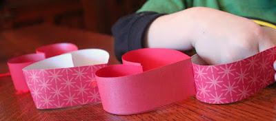 actividades de san valentin para preescolar