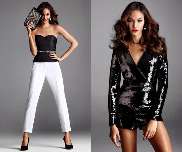 ropa fiesta H&M mujer para Navidad