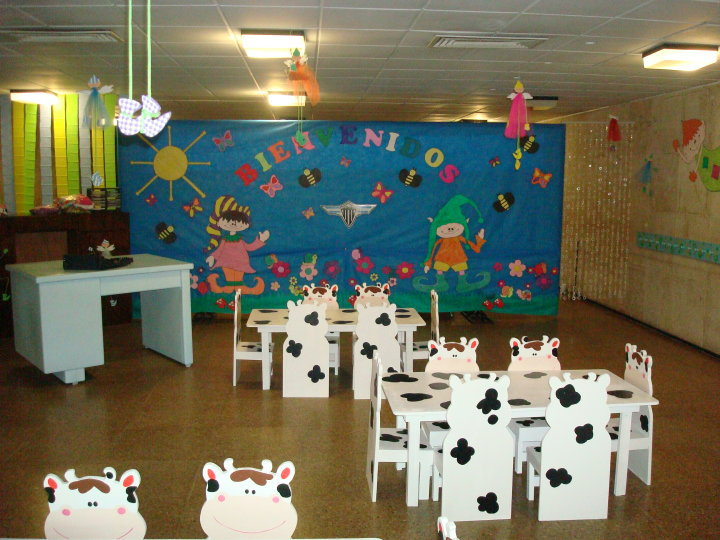 Hippo siripo creaciones para chicos for Decoracion salas jardin de infantes