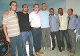 Deputado Pedro Bigardi  visita CCNA.