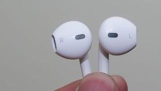 Earphones Untuk iPhone 5