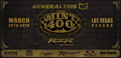 2013 General Tire Mint 400 presented by Polaris
