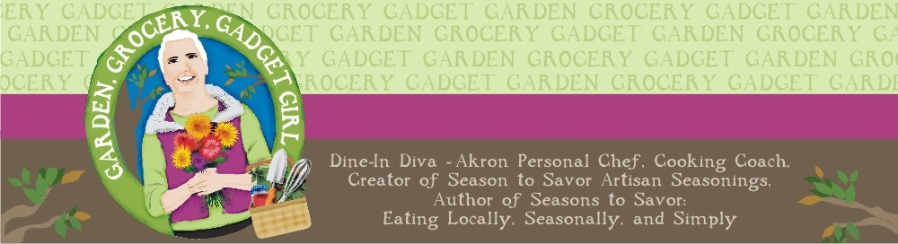 Garden, Grocery, Gadget Girl