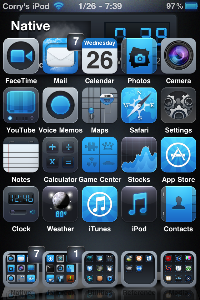 ‎iTheme - Themes for iPhone and iPad on the App Store