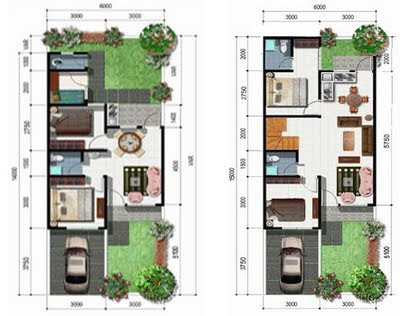 Desain Rumah Gaya Minimalis Terbaru