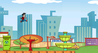 juego super jumping mike