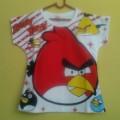 Kaos Angry Birds – Baju Anak Yang Lucu & Nyaman