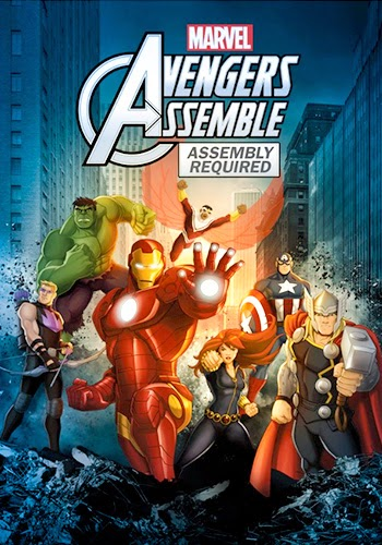 Avengers Assemble Temporada 2 audio latino