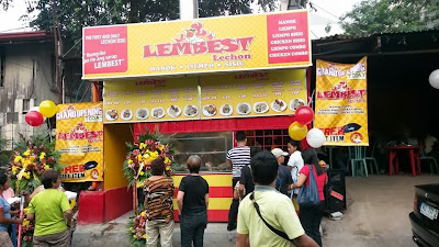 lechon franchisee opens business in Antipolo