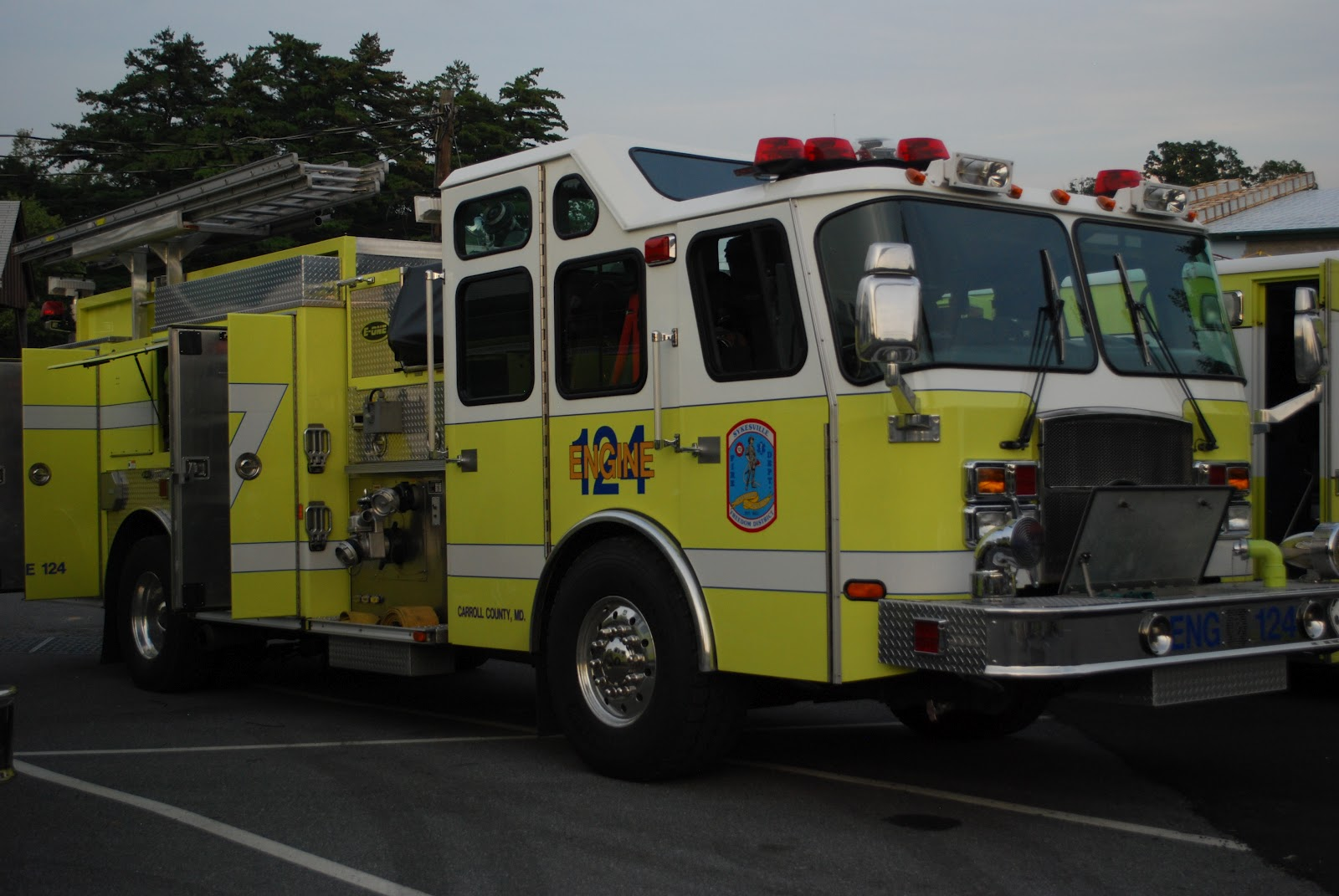 Howard County MD Fire Departments