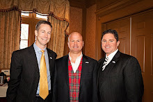 JD, Cal, and Jeff 2012 Meadows Room