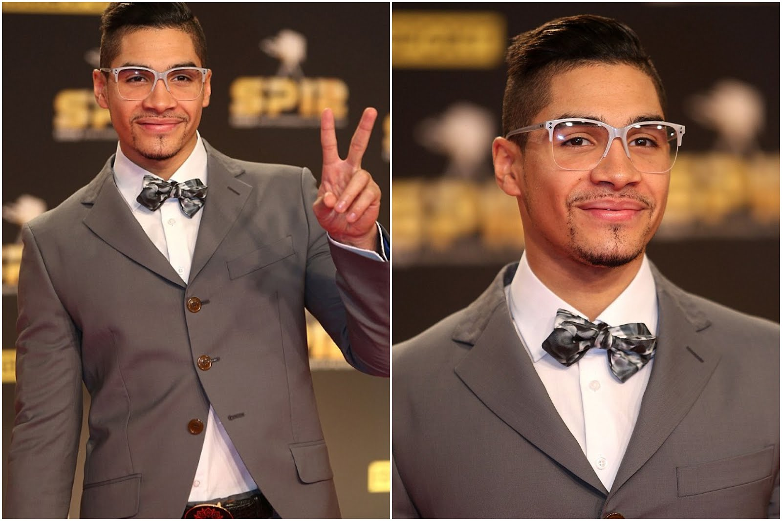 00O00 London Menswear Blog Louis Smith in Vivienne Westwood - BBC Sports Personality of the Year Awards 2012