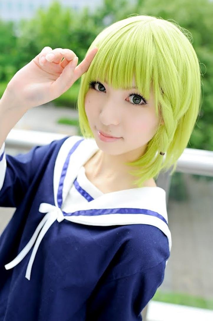 anima-animasi: Cute Rinami Cosplay Photography : Gumi