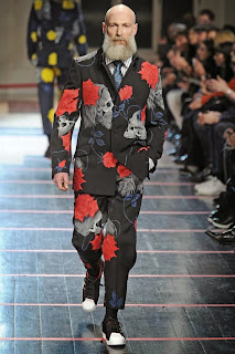 Yohji Yamamoto, Paris Fashion Week, Fall Winter, otoño invierno, 2014, menswear,
