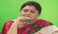 Kushboo Joins Congress