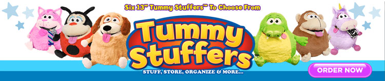 Tummy Stuffers Reviews - As Seen On TV Giant Animal Toys