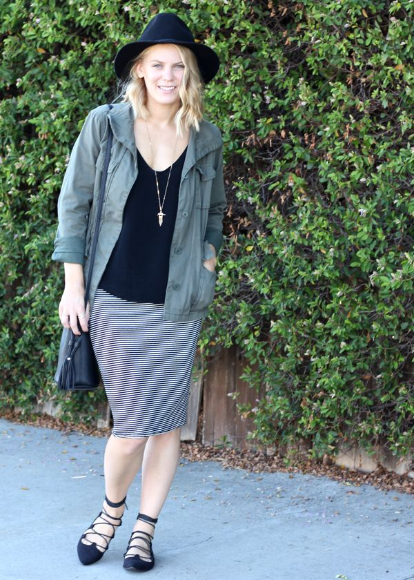 Shae Roderick, outfit, Current Habits, OC Blogger, style