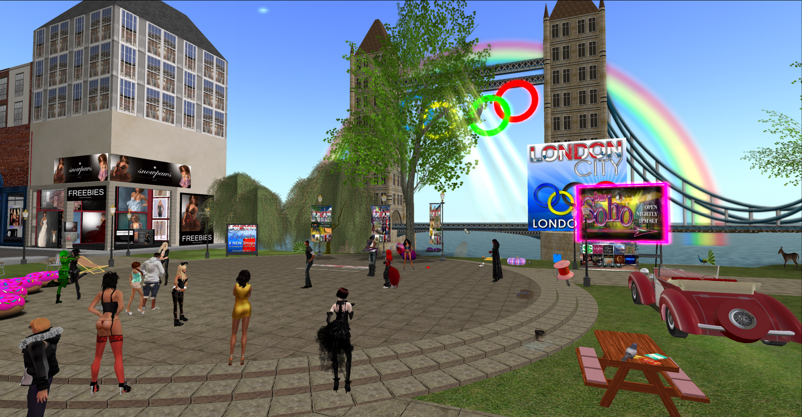 Second Life 2013