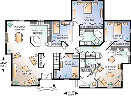 foundation dezin amp decor home plans feng shui home floor plans house design ideas