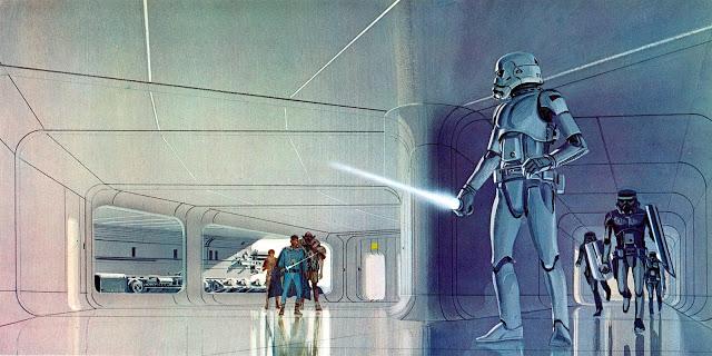 Ralph McQuarrie. Universo Star Wars
