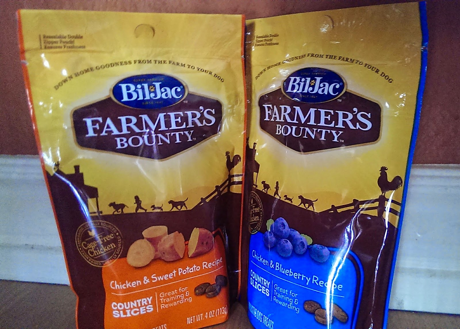 Farmer New Famer's Bounty Dog Treats - Quality Dog Treats