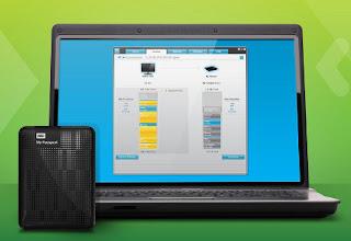 Cara Membackup Data dengan WD Smartware Pro