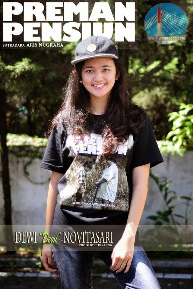 foto Dewi Novitasari Pemeran Dewi di Sinetron Preman Pensiun