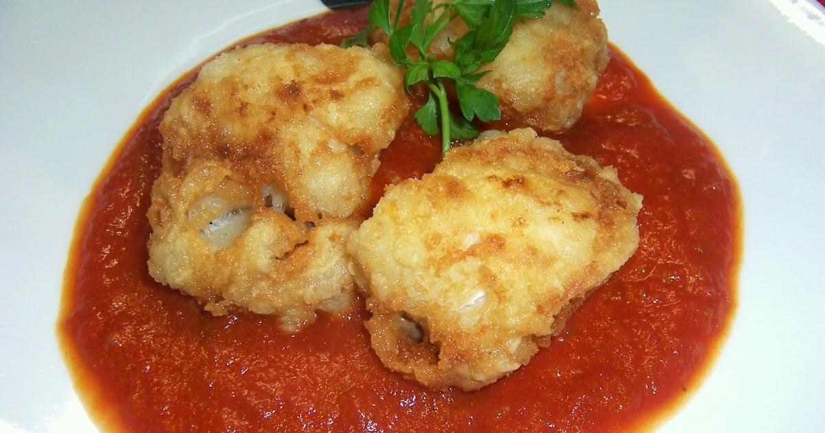 Angi azucar y canela bacalao con tomate - Bacalao fresco con tomate ...