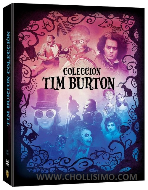 Tim Burton - Pack 9