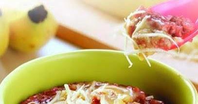aneka resep dan cara masak aneka makanan bayi sehat praktis